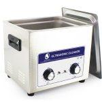 Nguyên lý và cấu tạo của máy rửa siêu âm